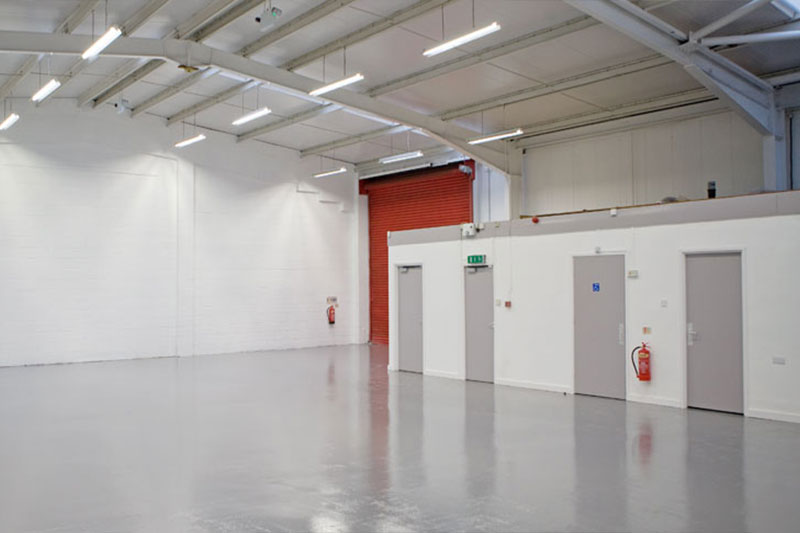 Commercial Painting & Decorating Contractors Bradford