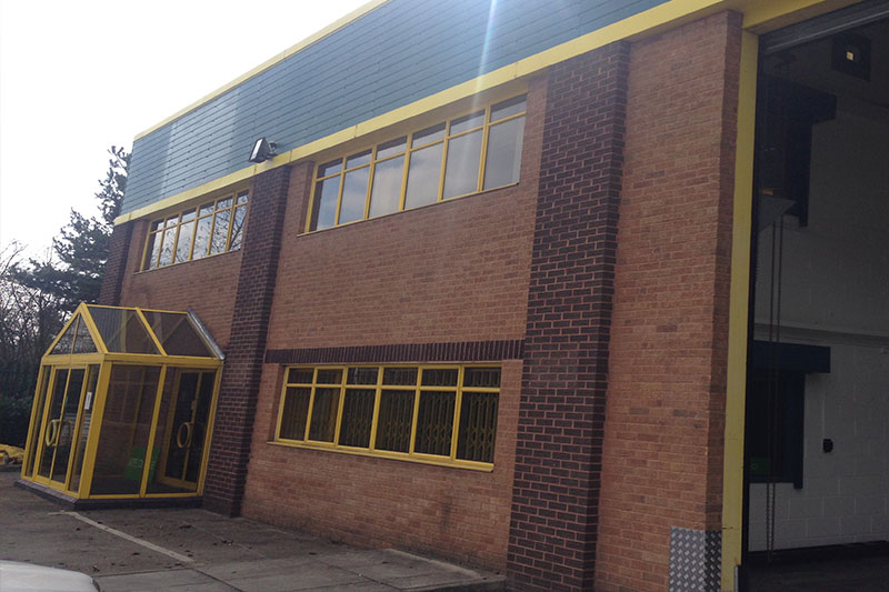 Outfit Ripening Centre Wakefield Commercial Property