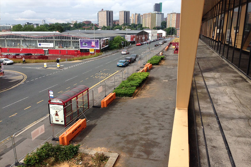 Work Commences On New 163 9m Trade Park At Former Leeds